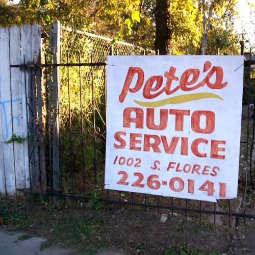 Pete's Auto Service