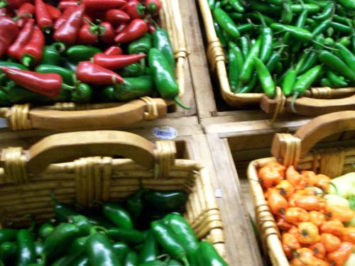 Four-Way Peppers
