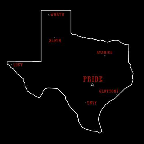 Texas and the Seven Sins