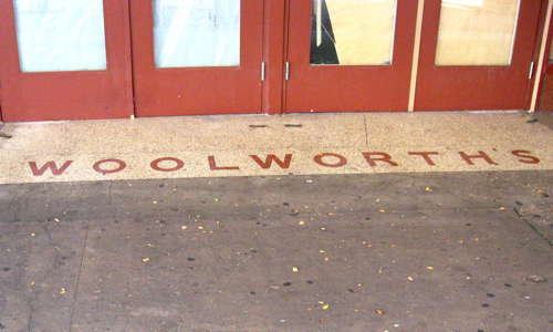 Woolworth's Footer