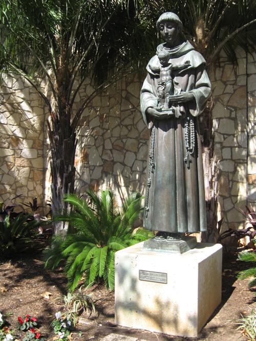 St Anthony de Padua