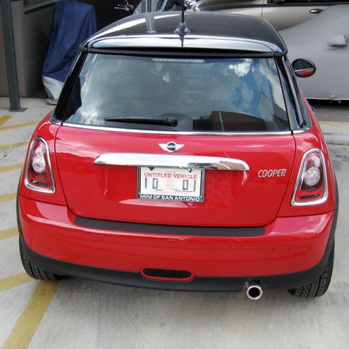Red mini