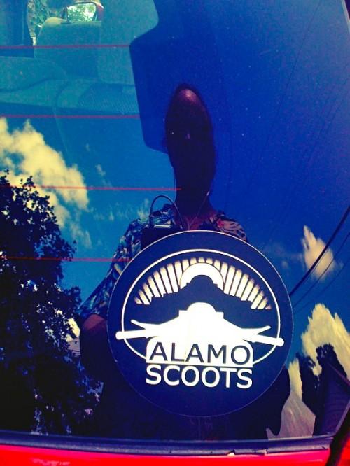 Alamo Scooter