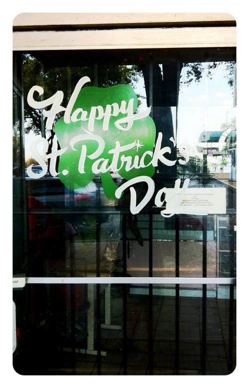 Happy St Pat's