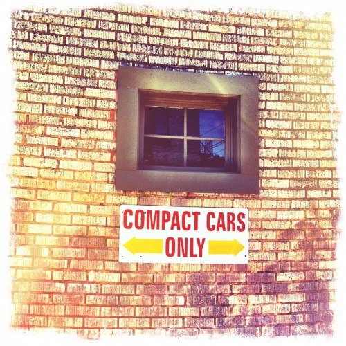 Compact Car Parking Only