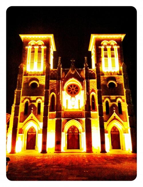 San Fernando at Night