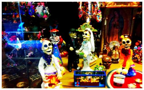 Dia Shrine Storefront