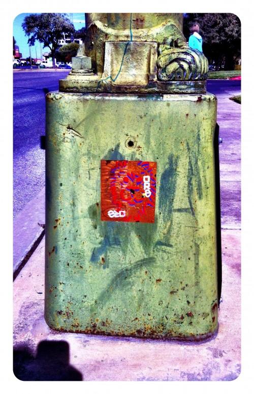 Lamp Sticker Miscellany