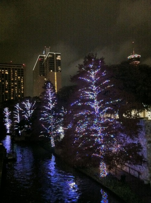 Xmas Riverwalk