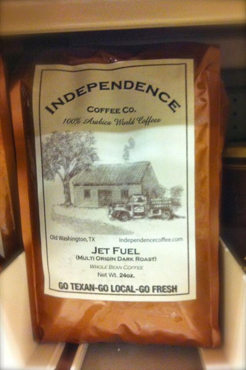 Jet Fuel Coffee