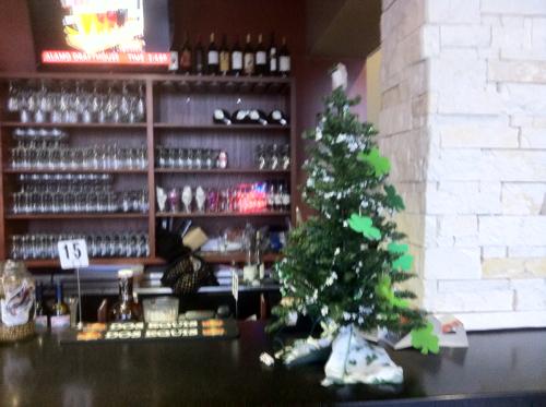 Alamo Xmas St Pat Tree