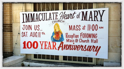 Immaculate Mary Birthday