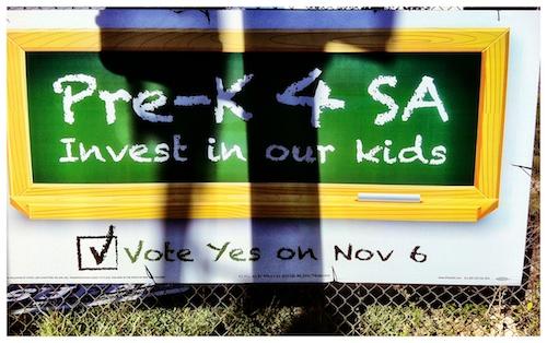 Vote Pre-4-K