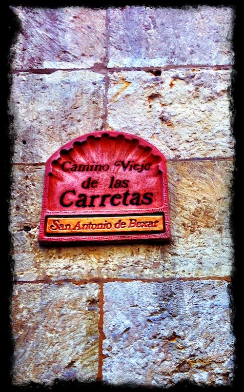 Camino Viejo de las Carretas