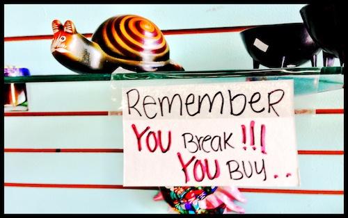 You Break You Buy
