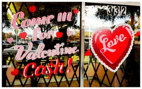 Happy Valentine Cash
