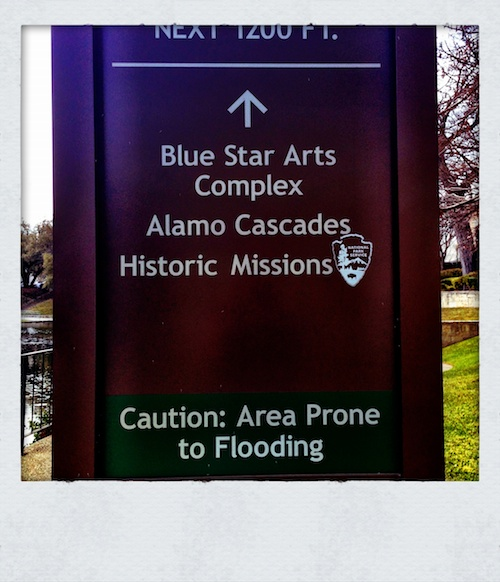 Blue Star Ahead