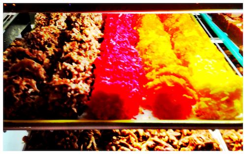 Mi Tierra Flag Sweets