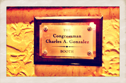 Gonzales Plaque