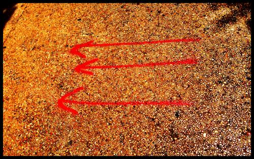Three Red Arrows