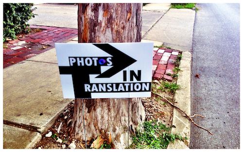 Photos in Translation