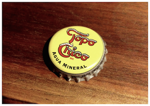 Top Chico Bottle Top