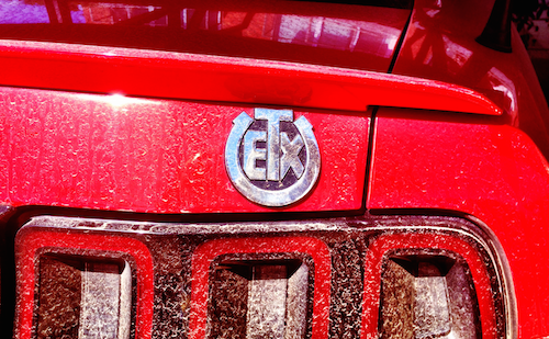 Red ETX (Mustang)