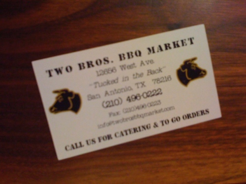 Two Bros BBQ 2