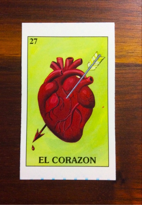 Loteria Card