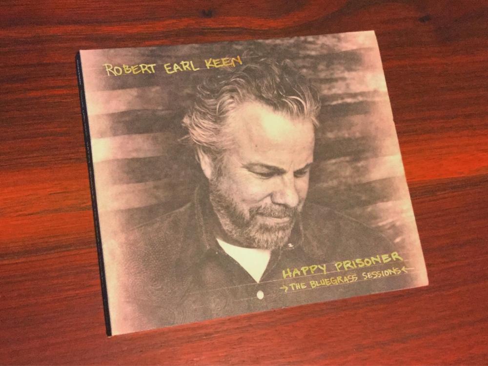 Bluegrass Album Cover