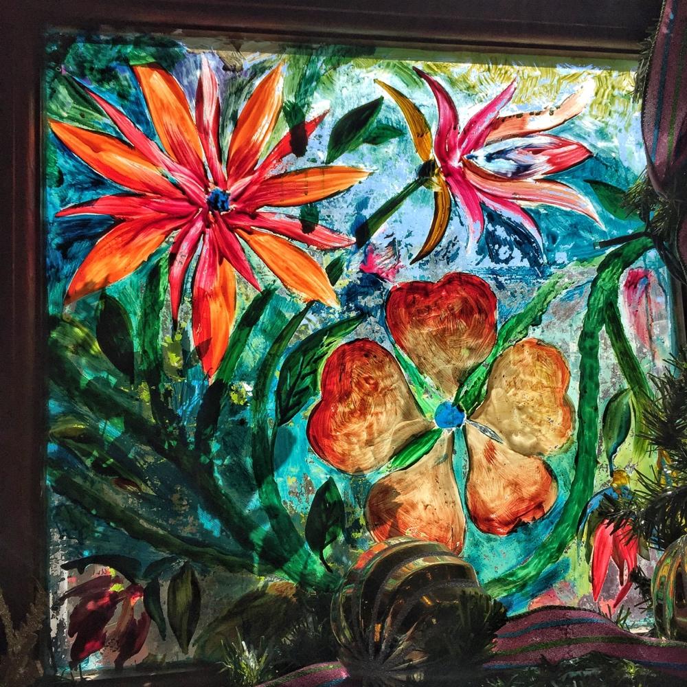 Mi Tierra Window