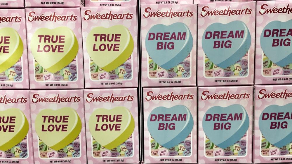 Sweetheart Sweet Tarts