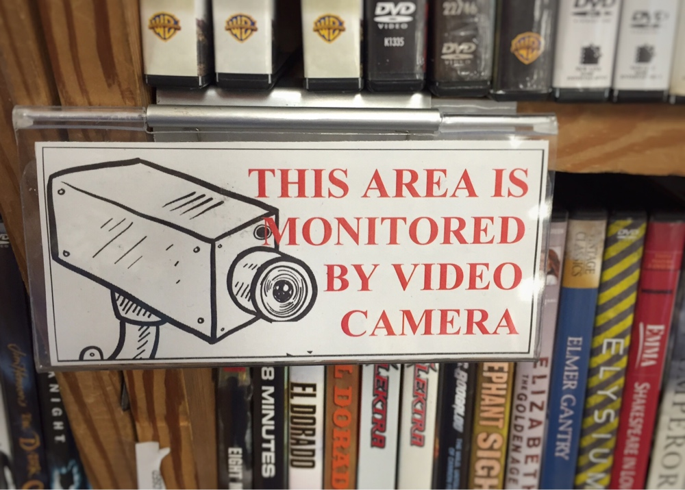 Video Surveillance in Use