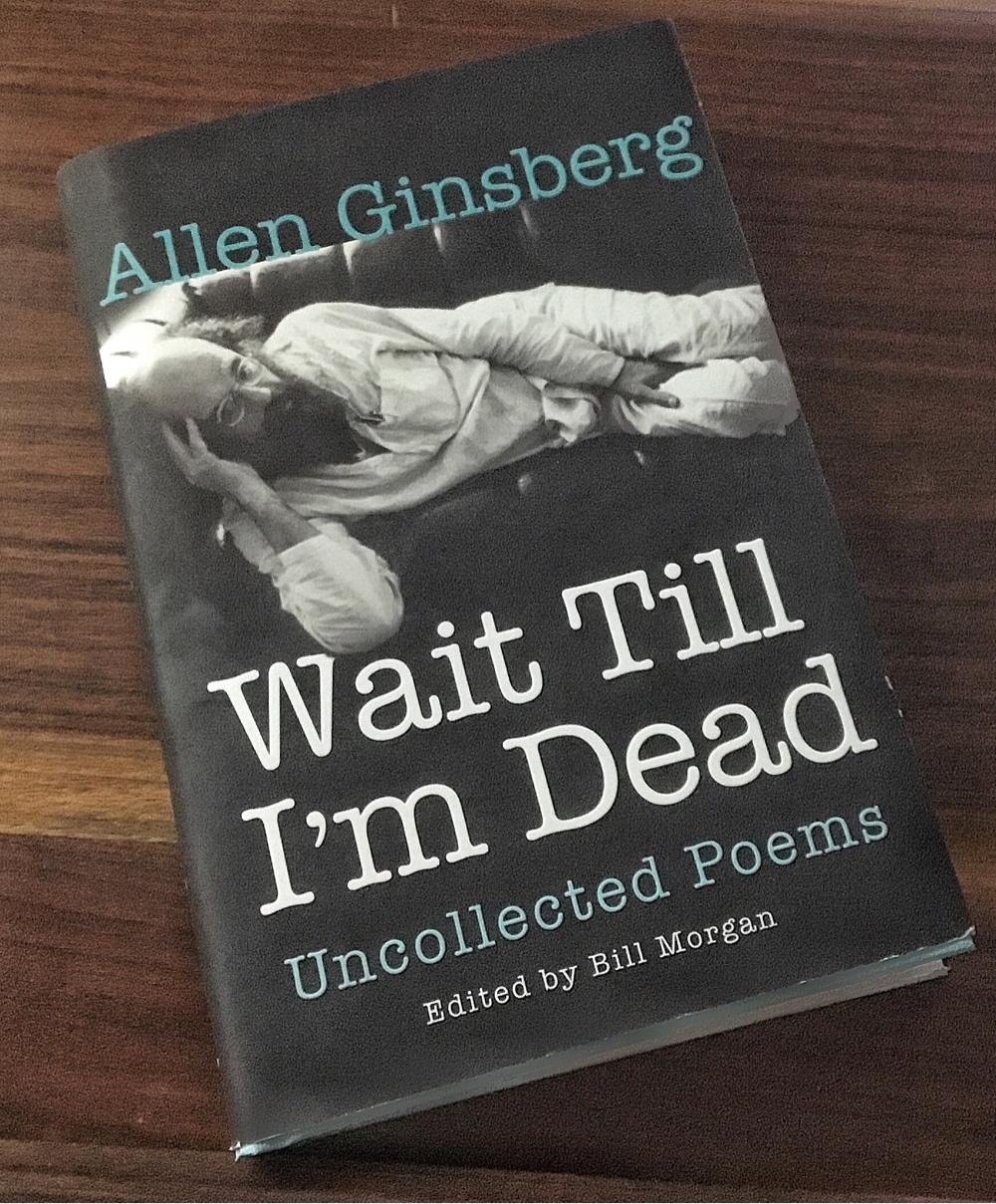 Allen Ginsberg Poetry