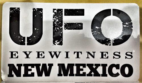 UFO Eyewitness