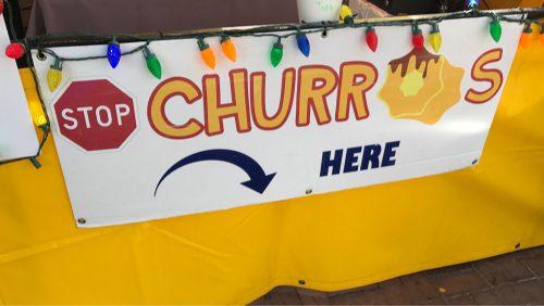 Churro Here