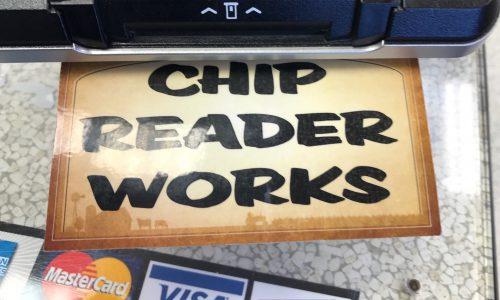 Chip Reader Works