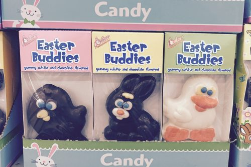 Faded Easter Candy