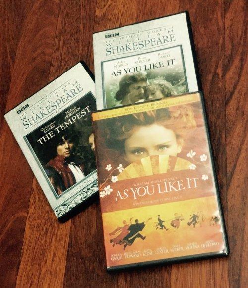 Retrogrades and Shakespeare