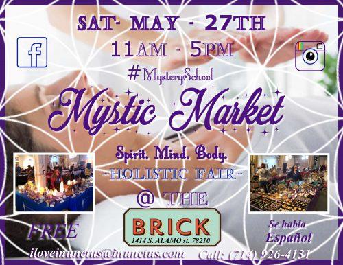 Mystic Market 5.27.17