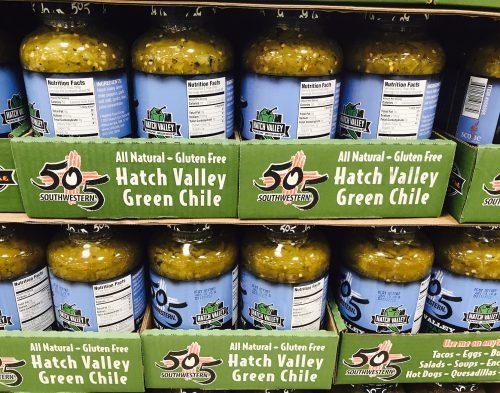 Hatch Chili in a Jar