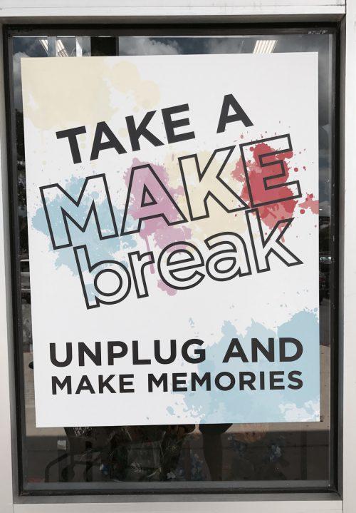 Make Break