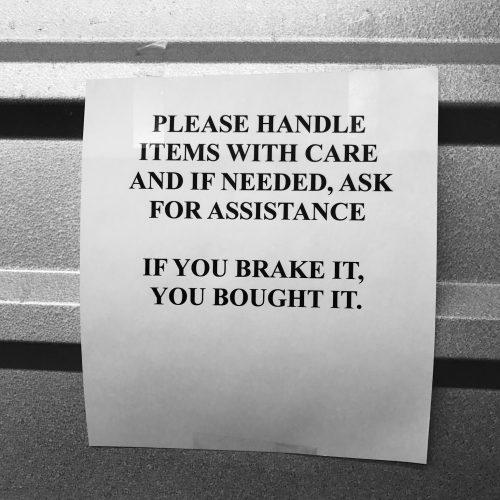 You Brake