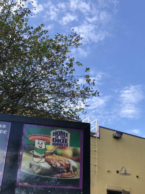 Home of the Okie Burrito