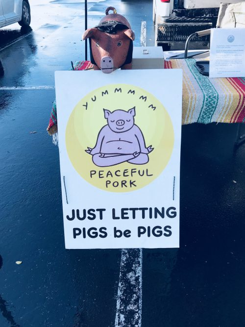 Peaceful Pork